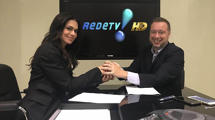 RedeTV! anuncia contratação da jornalista Rosana Jatobá