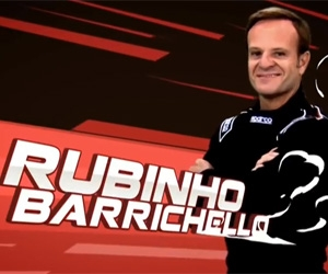 """SBT começa a divulgar programa de Rubens Barrichello; """"Vrum"""" sairá do ar"""