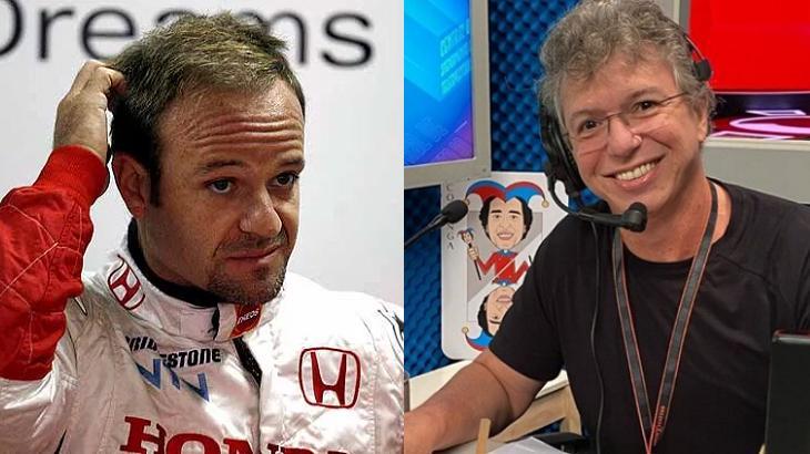 Após piada, Boninho pede desculpas para Rubens Barrichello: