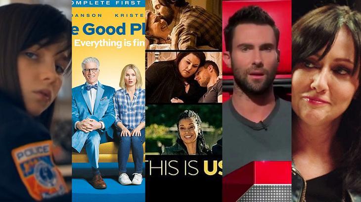 Séries e realities prometem agitar a TV americana - Foto: Montagem