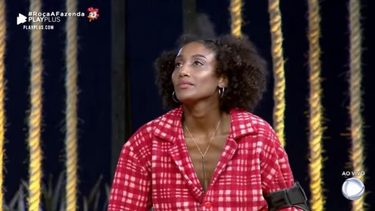 Sabrina Paiva sofreu ataque racista no reality show A Fazenda 2019 (Reprodução)