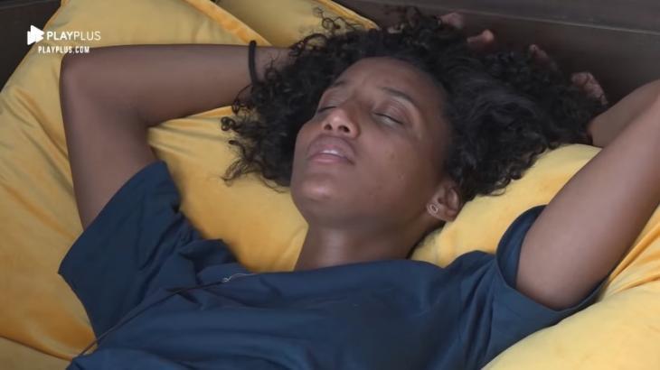 Sabrina Paiva sofreu agressão racista no reality show A Fazenda 2019. (Reprodução)
