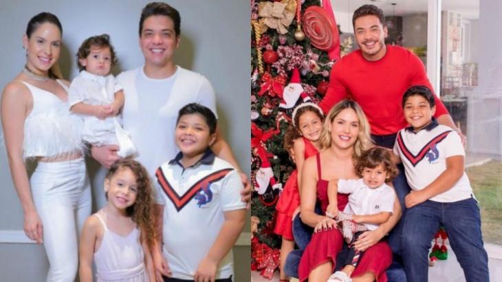 """Wesley Safadão comenta polêmica com roupa do filho no Natal: """"Não é descartável"""""""