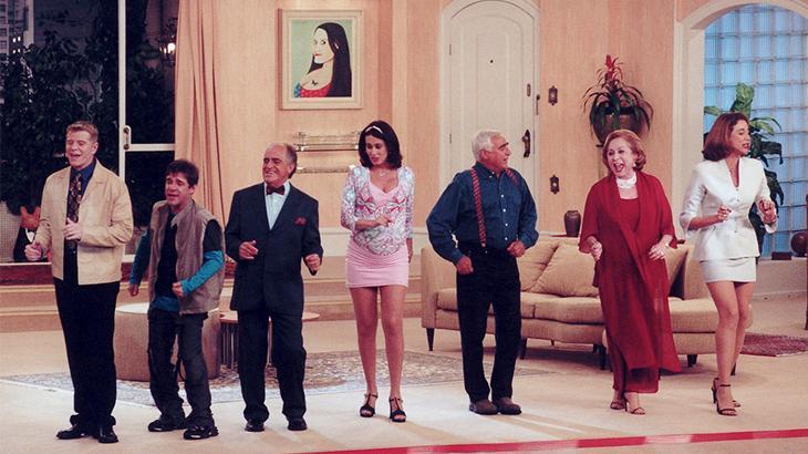 Sai de Baixo - Ano 2000- Ary Fontoura entrou para o elenco