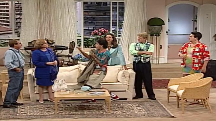 Sai de Baixo - Ano 1996 - Estreia na Globo