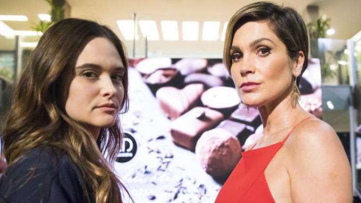 Em Salve-se Quem Puder, Luna e Helena vão bater de frente após pedido de Téo - Foto: Divulgação/Globo