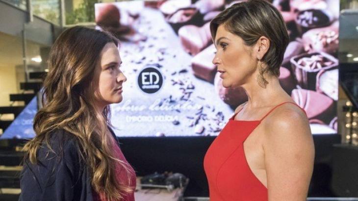 Luna e Helena em Salve-se Quem Puder - Divulgação/TV Globo