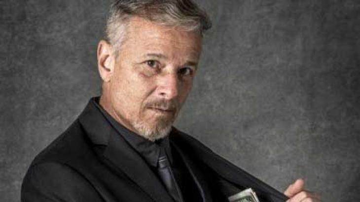 O ator Marcello Novaes