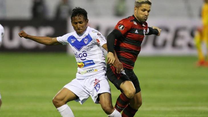 San José x Flamengo