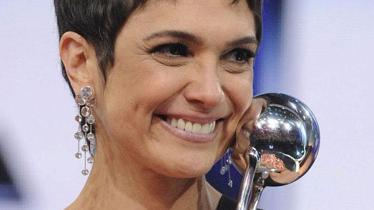 Sandra Annenberg ganhou o Article Media