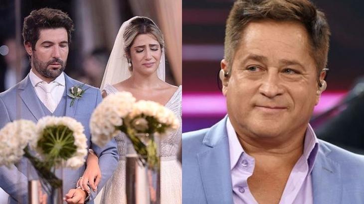 Sandro Pedroso, após anúncio de separação, surge com Leonardo e surpreende - Famosos - NaTelinha