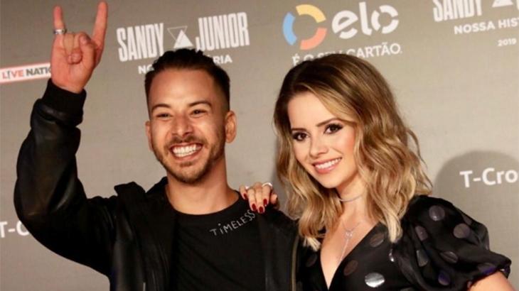 Sandy & Junior anunciam retorno aos palcos - Divulgação