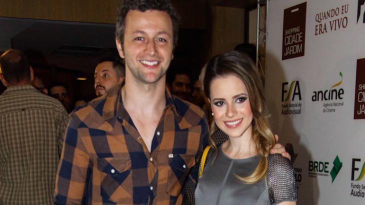 Lucas Lima e Sandy