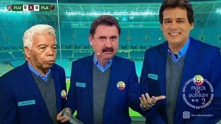 O SBT transmite jogos da Taça Libertadores da América a partir da próxima quinta-feira (16)
