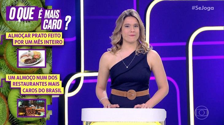 Vídeo Show pode voltar em novo formato na Globo com Fernanda Gentil