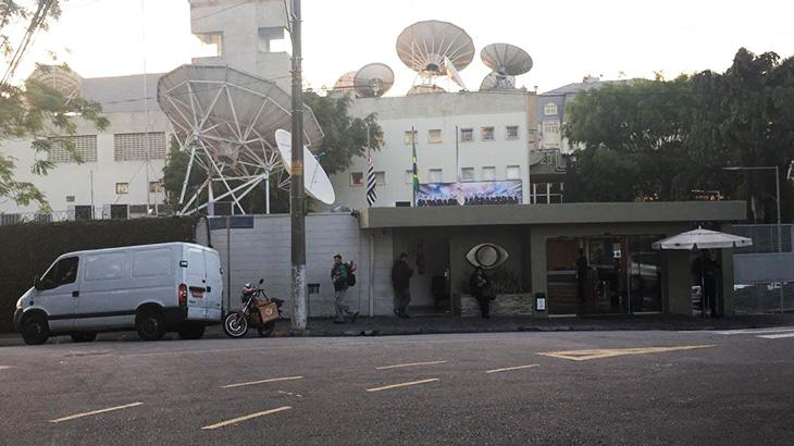Sede da Band no bairro do Morumbi, em São Paulo - Foto: UOL