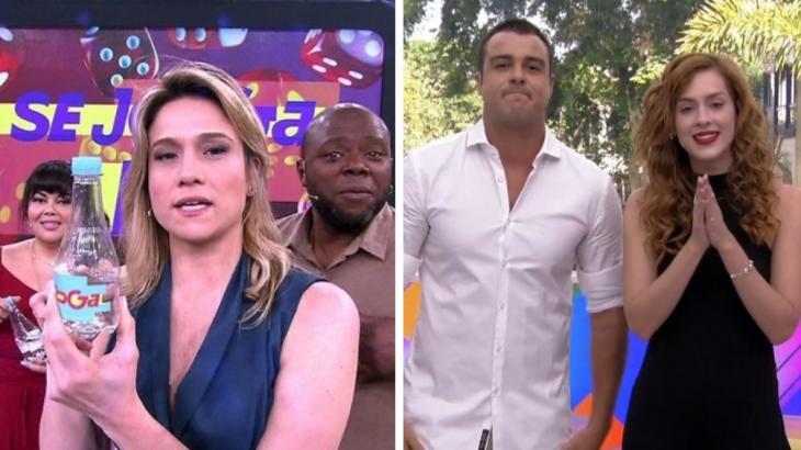 Se Joga perde audiência em comparação ao Vídeo Show, extinto em 11 de janeiro de 2019 - Reprodução/TV Globo/Montagem NaTelinha