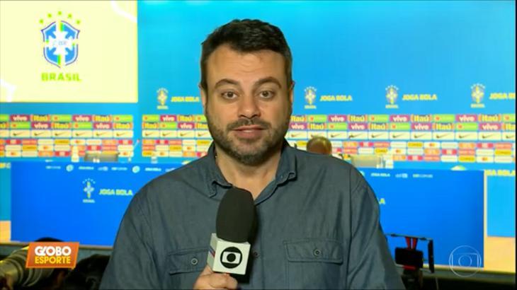Em clima de Copa, Globo cobre convocações das seleções feminina e masculina