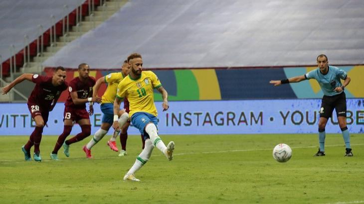 Brasil estreou na Copa América e SBT teve boa audiência
