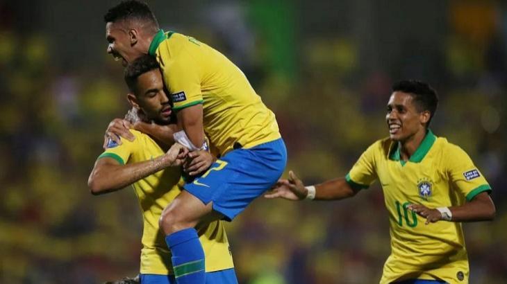 Seleção brasileira estará nas Olímpiadas - Foto: Reprodução