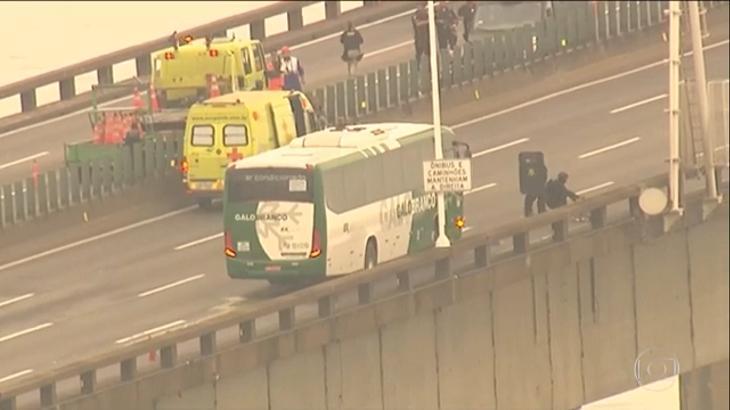 Sequestro de ônibus no Rio de Janeiro parou o Brasil nesta terça-feira (20)