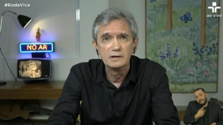 Serginho Groisman na TV Cultura