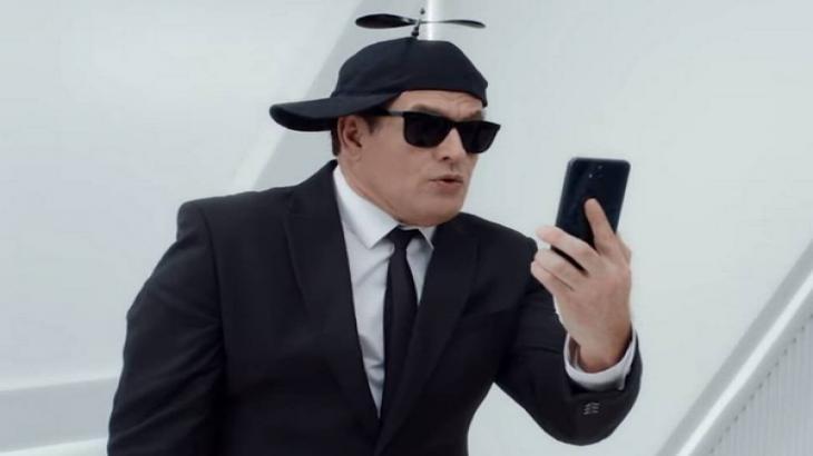 Sergio Mallandro está em novo filme da franquia MIB - Reprodução/YouTube