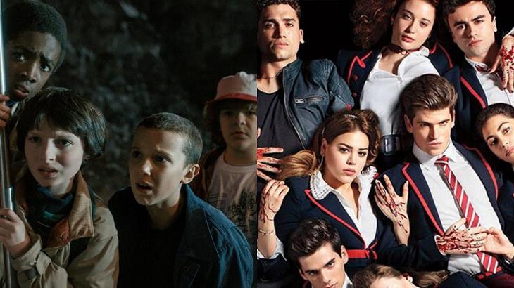 De Stranger Things a Elite: As novas séries que estão fazendo a cabeça dos adolescentes