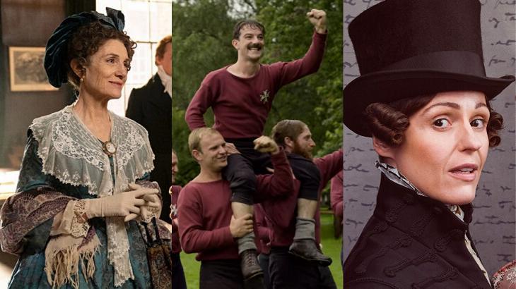 Gentleman Jack, Belgravia e The English Game: séries inglesas que poderiam ser novelas