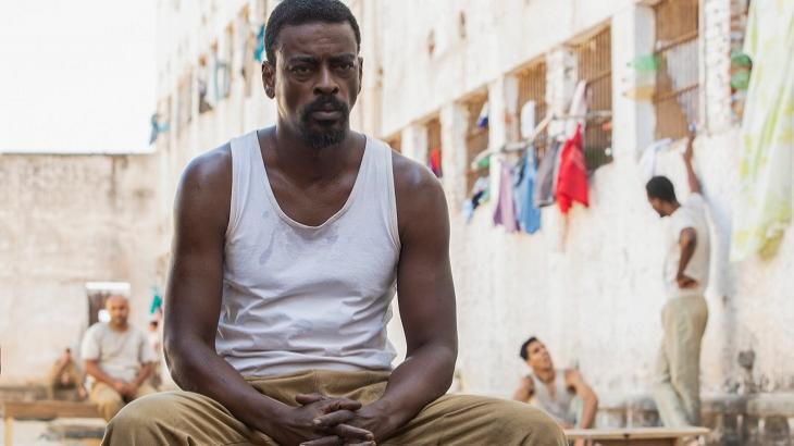 Netflix divulga primeiras imagens da série com Seu Jorge