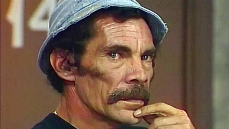 Ramón Valdéz como Seu Madruga