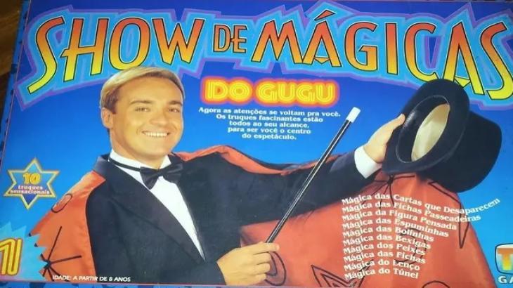 Show de Mágicas do Gugu: Uma das febres dos anos 90