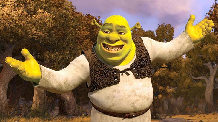 Shrek estreou no SBT após explodir na audiência em 2004 na Globo