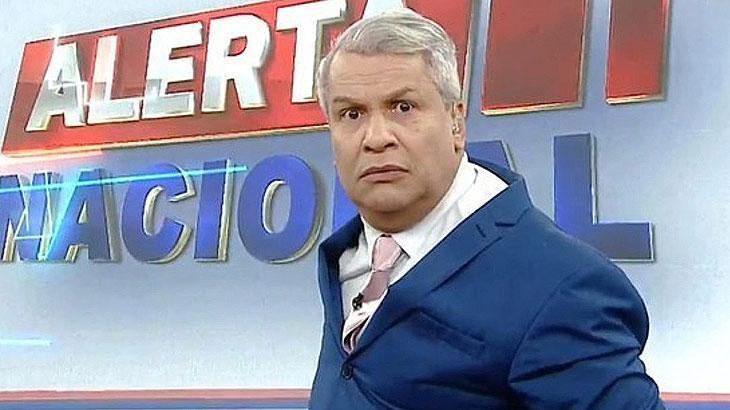 Sikêra Jr. no Alerta Nacional