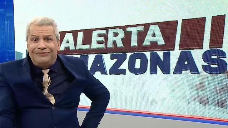 Sikêra Jr protagonizou momentos engraçados na TV - Foto: Reprodução