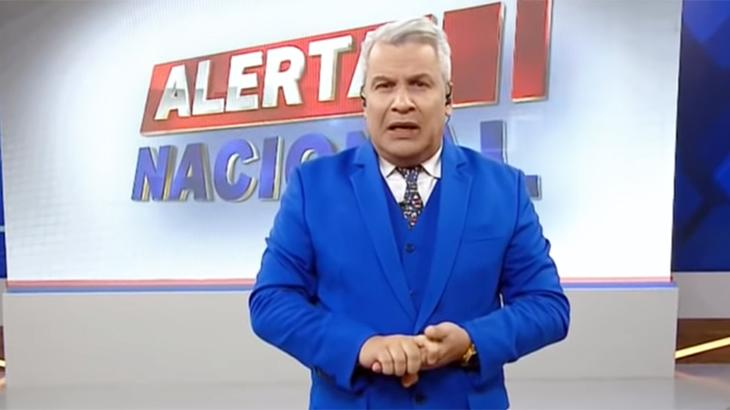 Sikêra Jr conta que travou em estreia na RedeTV!:
