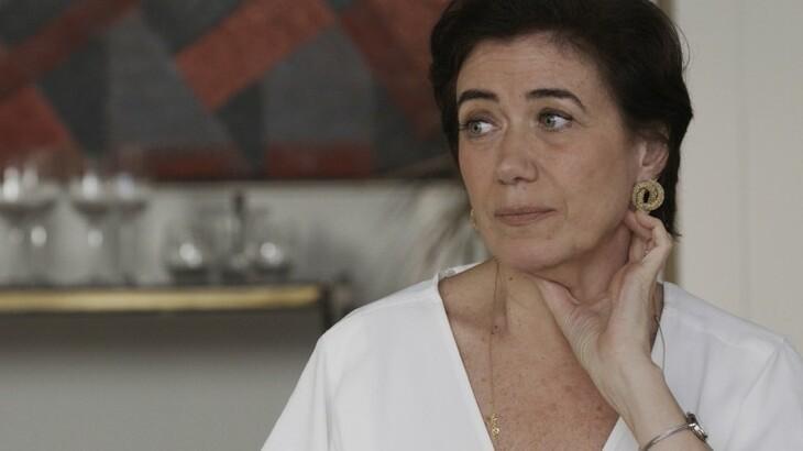 Silvana enfrentará muitos obstáculos por causa do vício na mesa de jogo - Foto: Reprodução/Globo