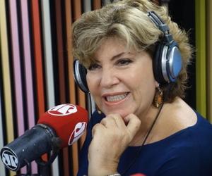 Silvia Poppovic fecha com a Rádio Jovem Pan para substituir Sheherazade