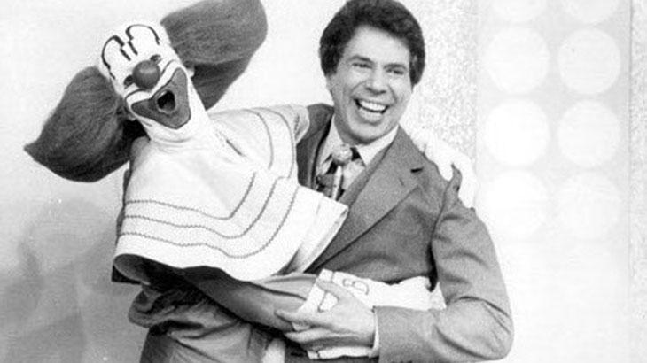 Silvio Santos e Bozo