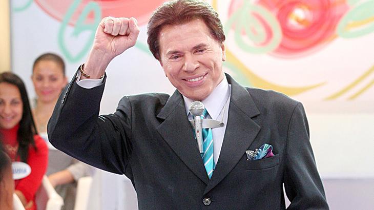 Silvio Santos é eleito a maior personalidade da televisão brasileira em 70 anos