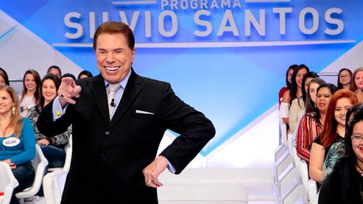 Silvio Santos em programa - Foto: Reprodução
