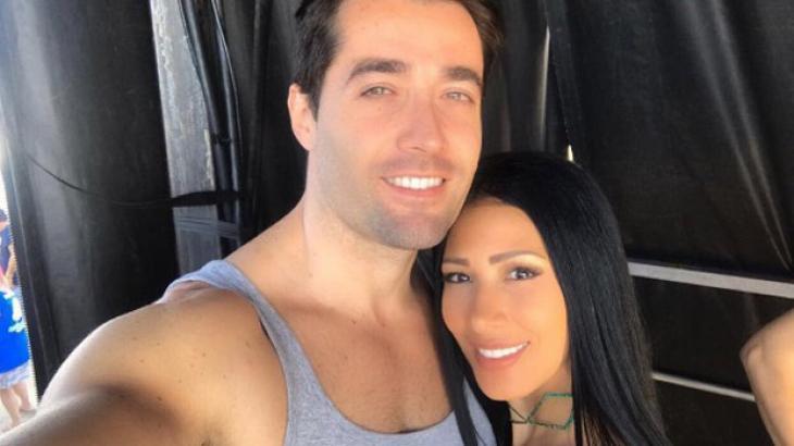 Simaria e o marido Vicente - Foto: Reprodução