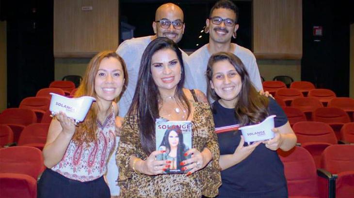 Solange Gomes participará de TCC - Foto: Divulgação