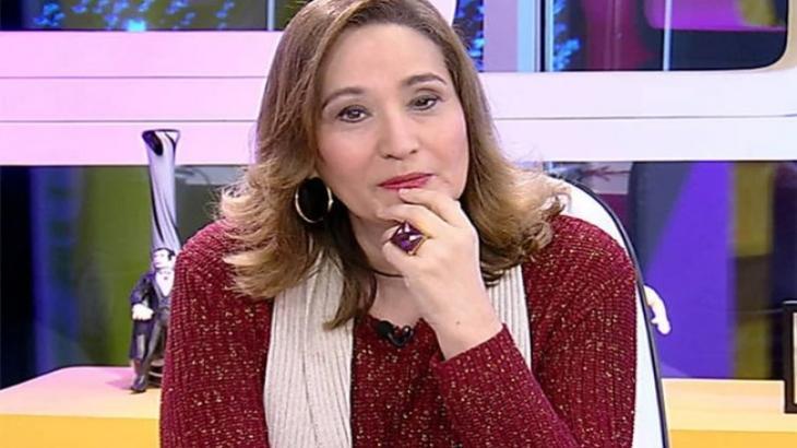 Sônia Abrão é uma das apresentadoras do Despedida Gugu, na RedeTV!!