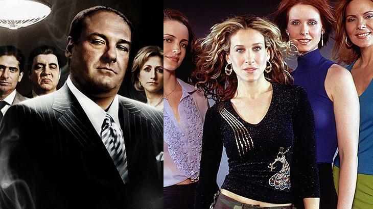 Temporadas de The Sopranos e Sex and the City podem ser assistidas de graça