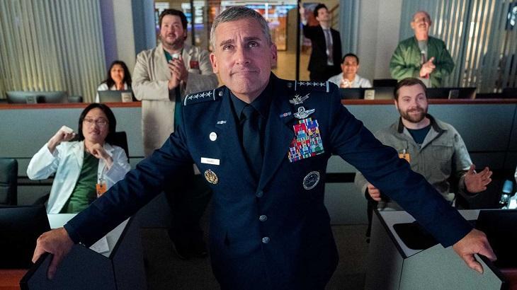 Space Force é a grande estreia da semana - Foto: Divulgação/Netflix