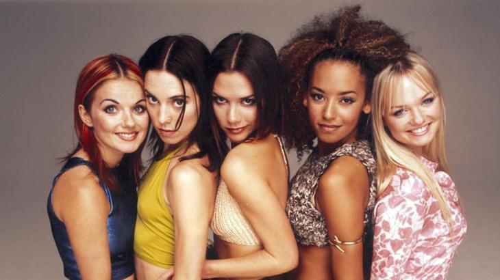 As cinco mulheres de Spice Girls - Divulgação