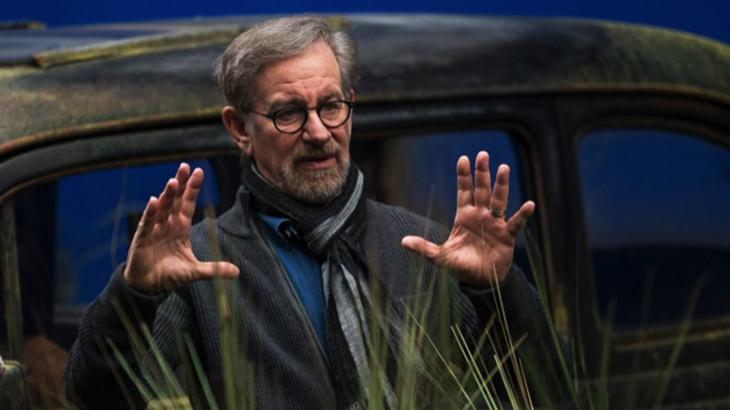 O diretor Steven Spielberg - Divulgação