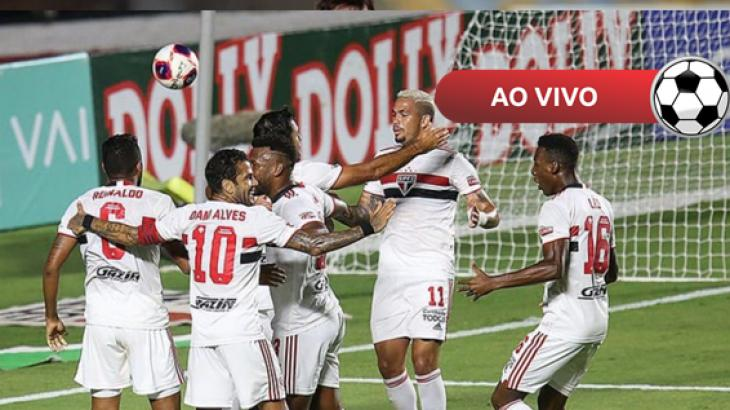 Sporting Cristal x São Paulo