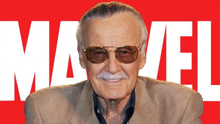 Stan Lee está com 95 anos